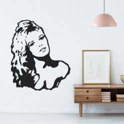 Stickers Brigitte bardot