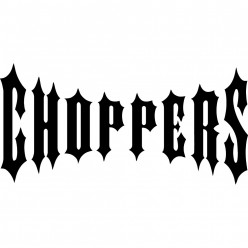 Stickers choppers