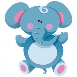 Stickers Elephant