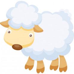 Stickers mouton