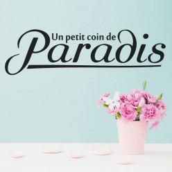 Stickers paradis
