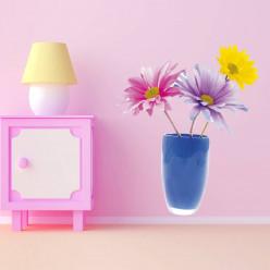 Stickers Pot de Fleur