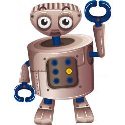 Stickers robot pince