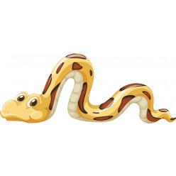 Stickers serpent