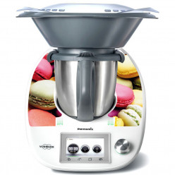 Stickers Thermomix TM 5 Macarons