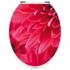Stickers WC Fleurs