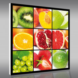 Tableau Forex Fruits