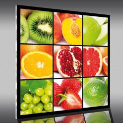 Tableau Plexi Fruits