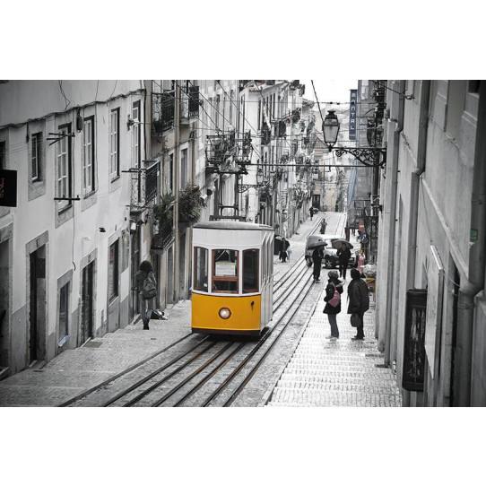 Poster - Affiche Tramway de Lisbonne