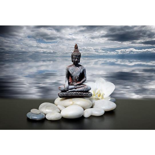 Poster - Affiche zen bouddha