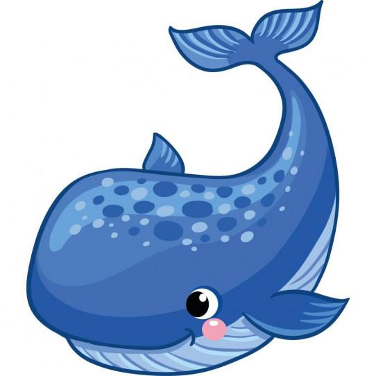 Stickers baleine