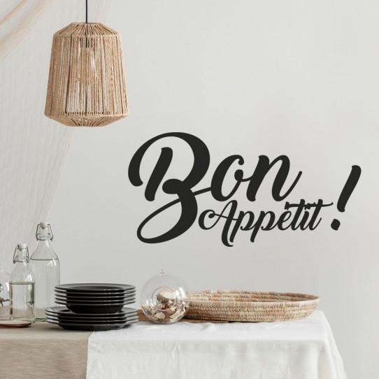 Stickers bon appétit !