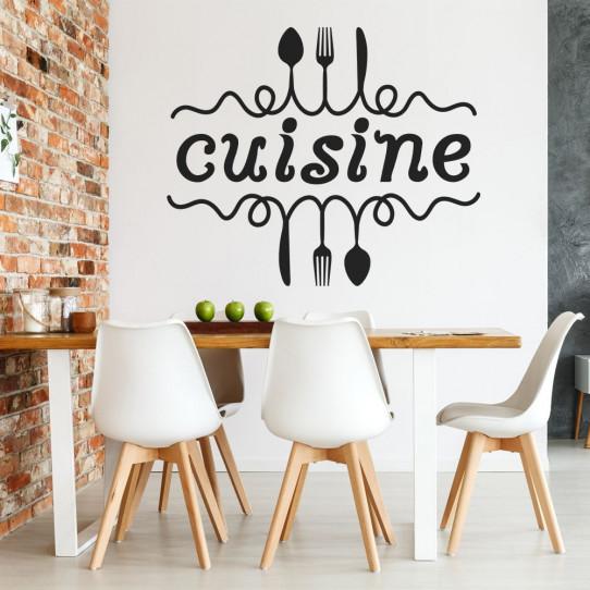 Stickers cuisine