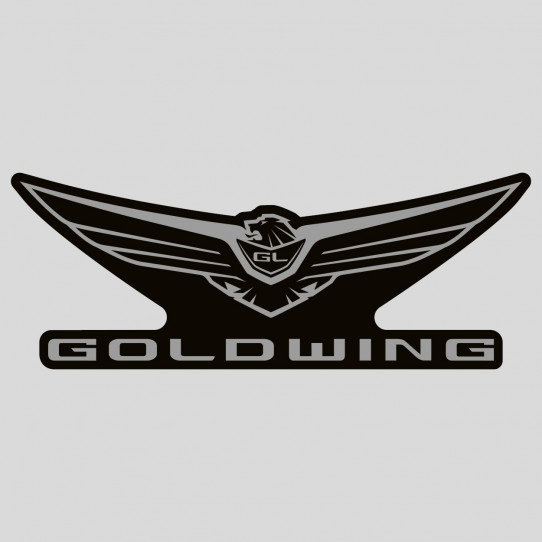 Stickers honda goldwing