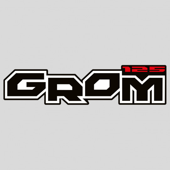 Stickers honda grom 125