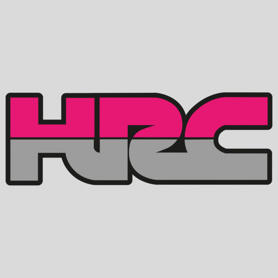 Stickers honda HRC