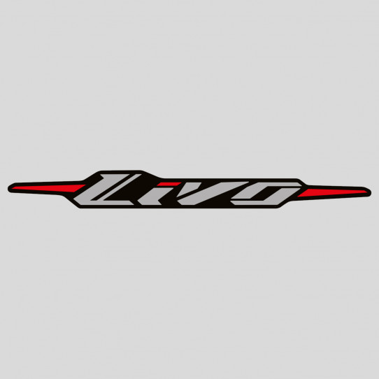 Stickers honda livo