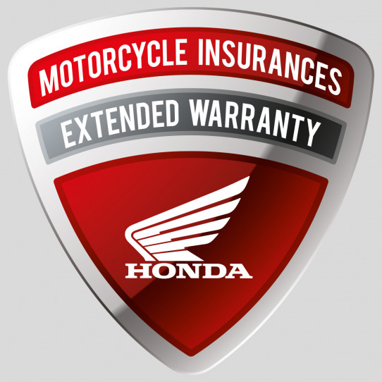 Stickers honda motorcycle insurances