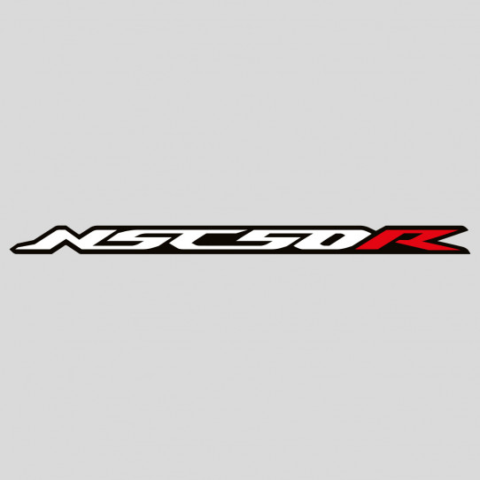 Stickers honda nsc 50r