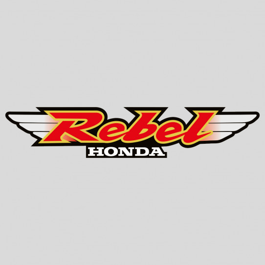 Stickers honda rebel
