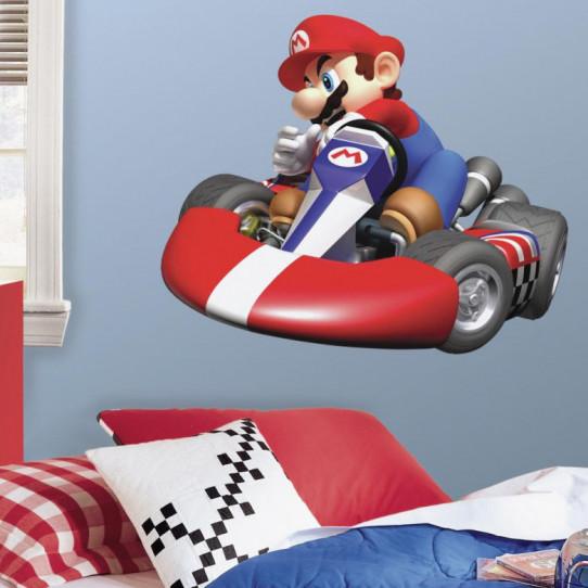 Stickers Super Mario Kart Nintendo