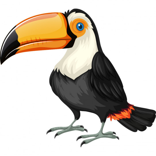 Stickers toucan