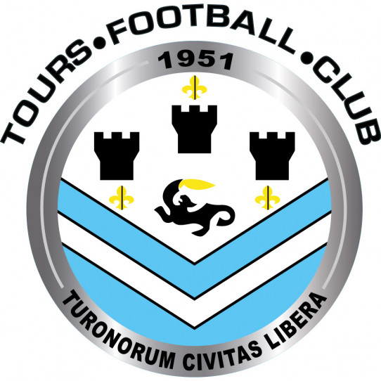 Stickers TOURS FC