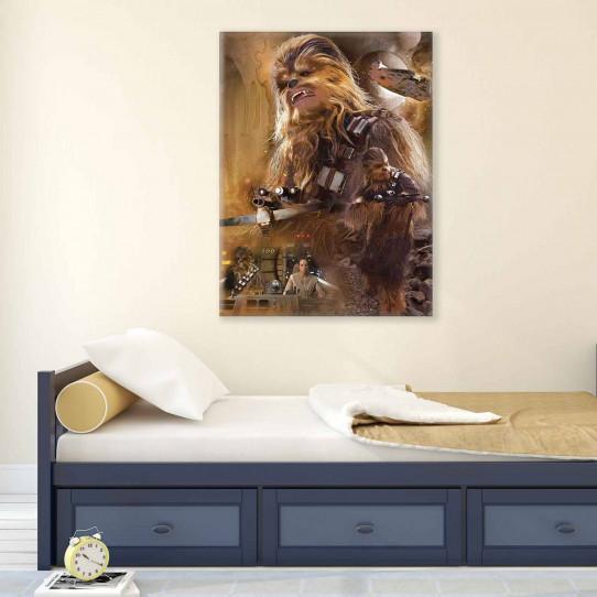 Tableau 60x80 cm Stars Wars