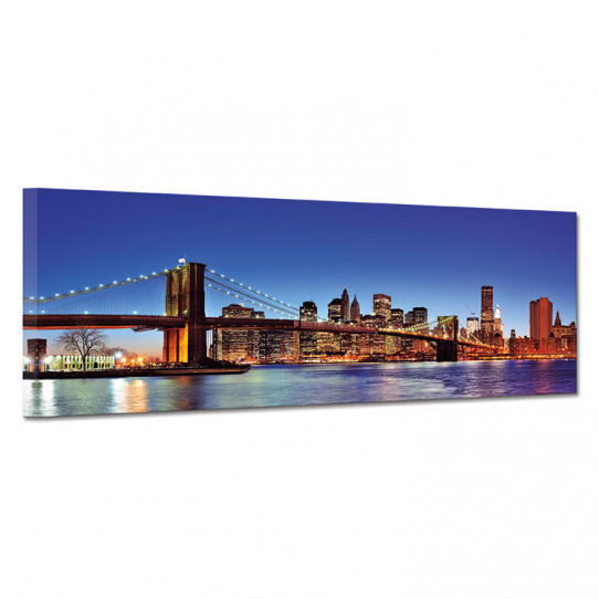 Tableau toile - New York 75