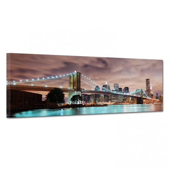 Tableau toile - New York 81
