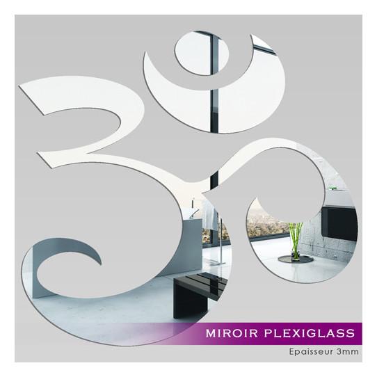 Miroir Plexiglass Acrylique - Oriental 1