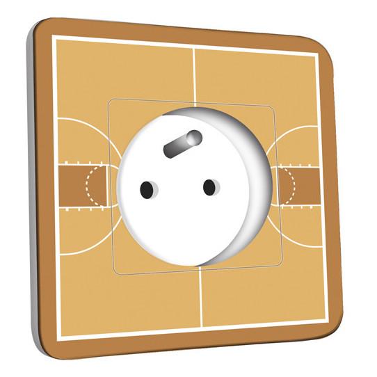Prise décorée - Basket-Ball