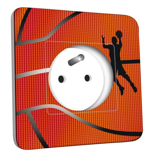 Prise décorée - Basket-Ball Zoom
