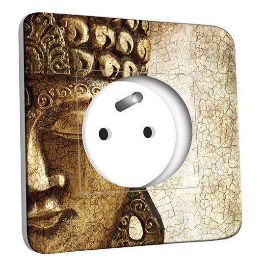 Prise décorée - Bouddha 3