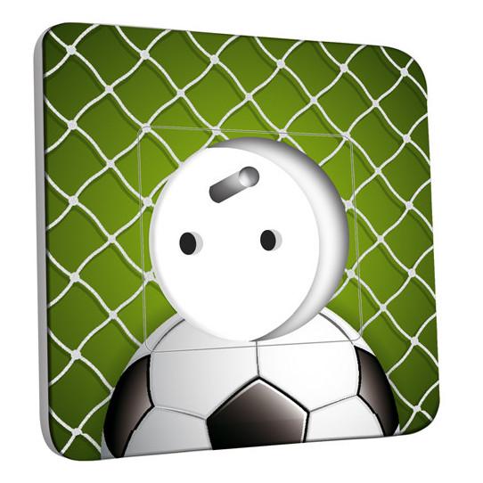 Prise décorée - Football Zoom