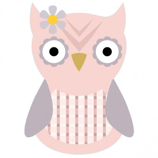 Stickers Hibou