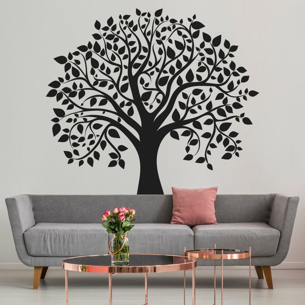 stickers arbre des prix 50 moins cher qu 39 en magasin. Black Bedroom Furniture Sets. Home Design Ideas