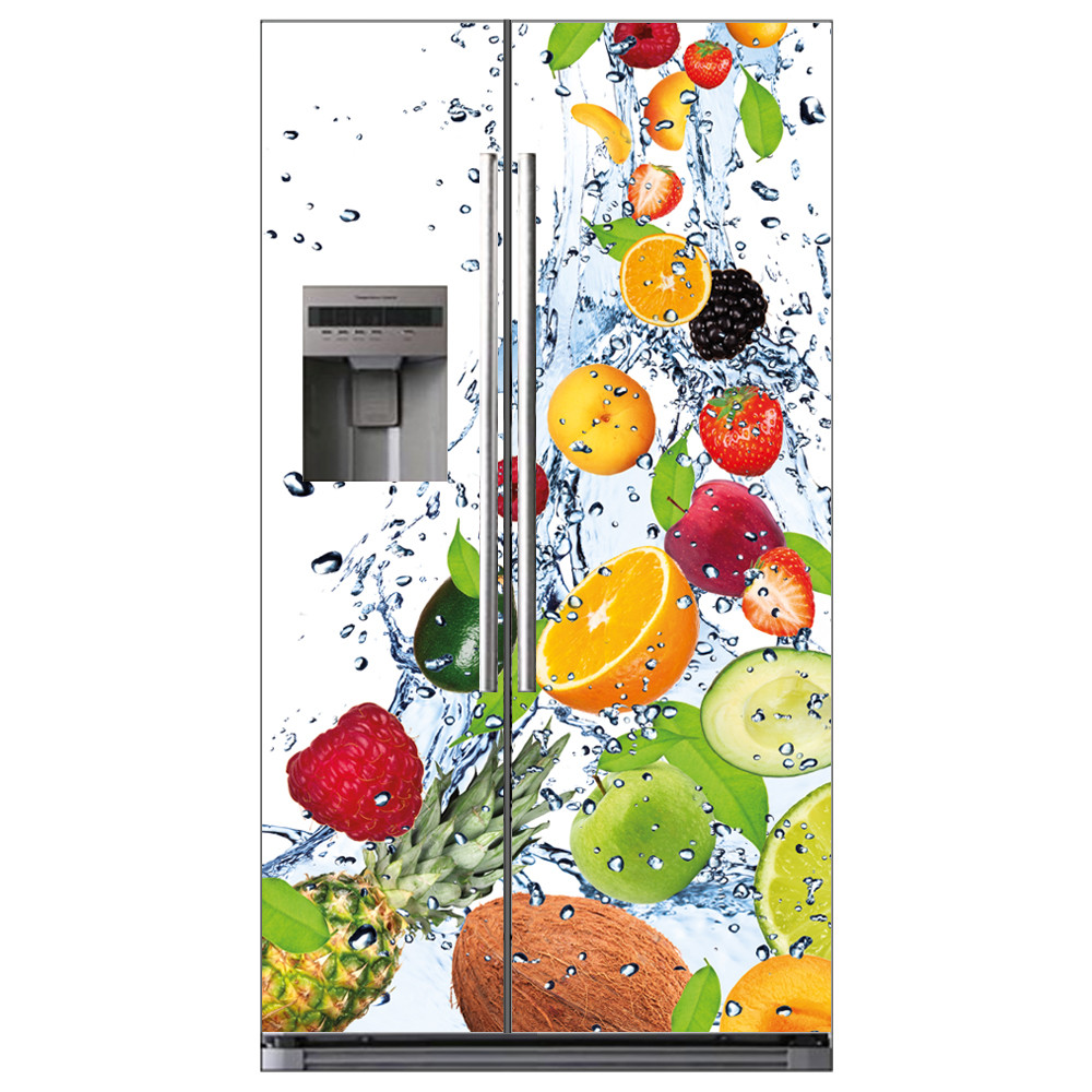 stickers frigo am ricain des prix 50 moins cher qu 39 en magasin. Black Bedroom Furniture Sets. Home Design Ideas