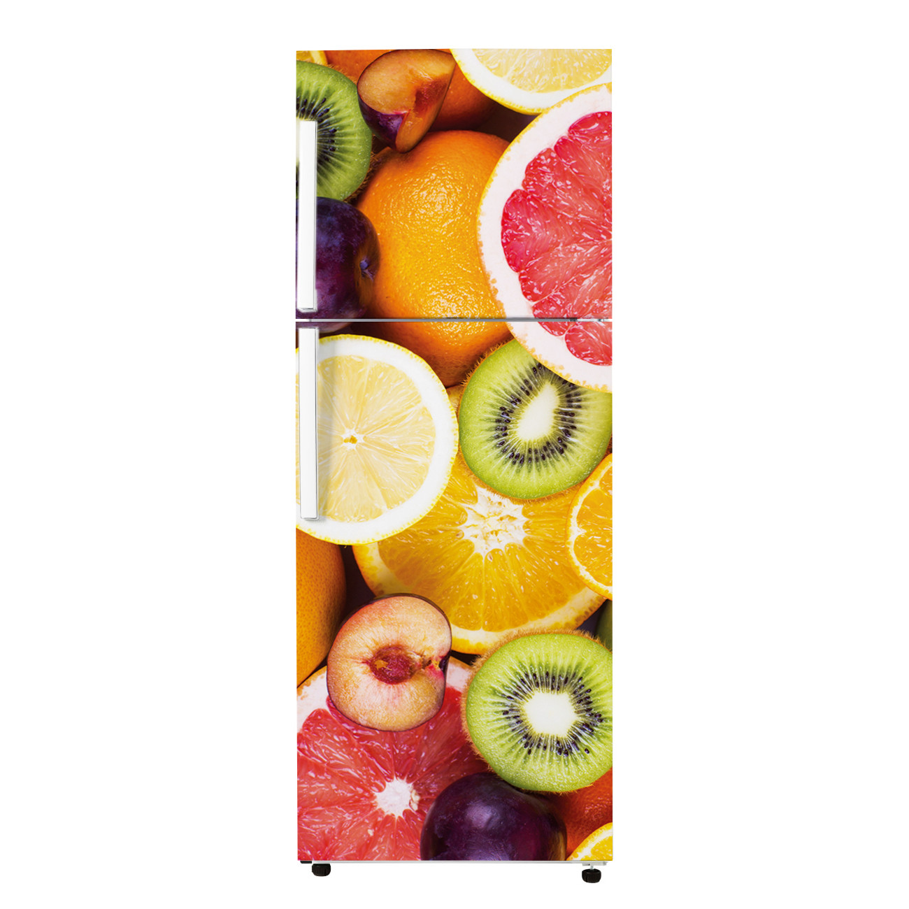 stickers frigo fruits 19 des prix 50 moins cher qu 39 en magasin. Black Bedroom Furniture Sets. Home Design Ideas