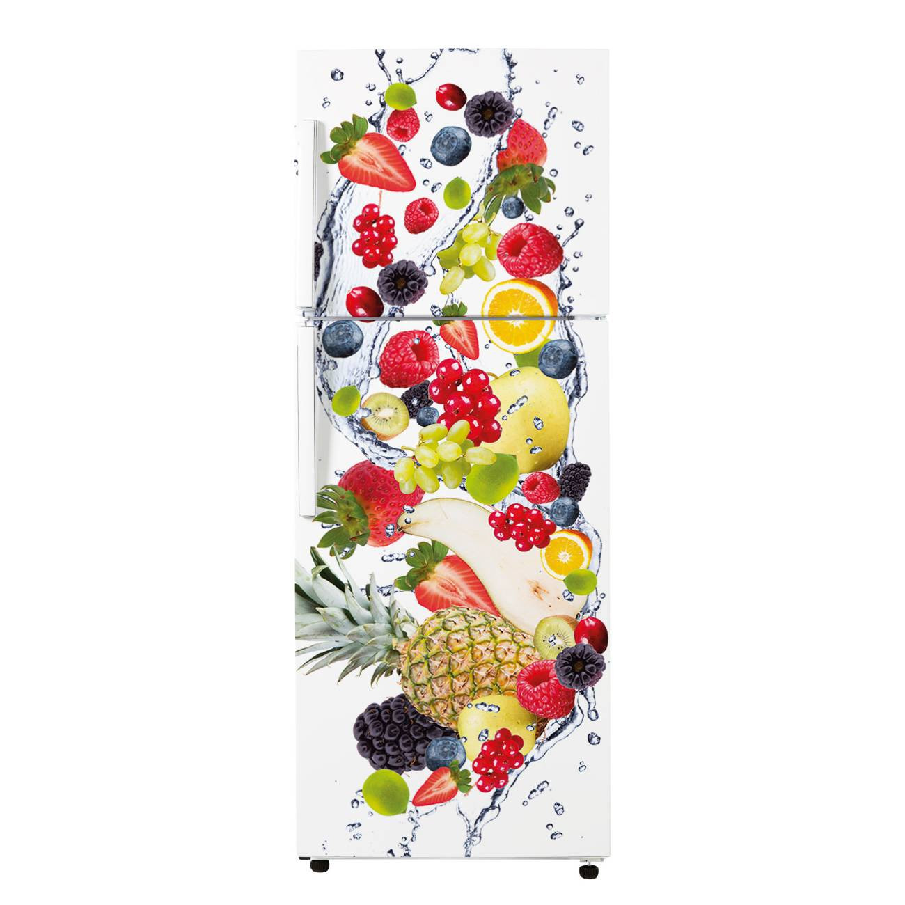 stickers frigo fruits 20 des prix 50 moins cher qu 39 en magasin. Black Bedroom Furniture Sets. Home Design Ideas
