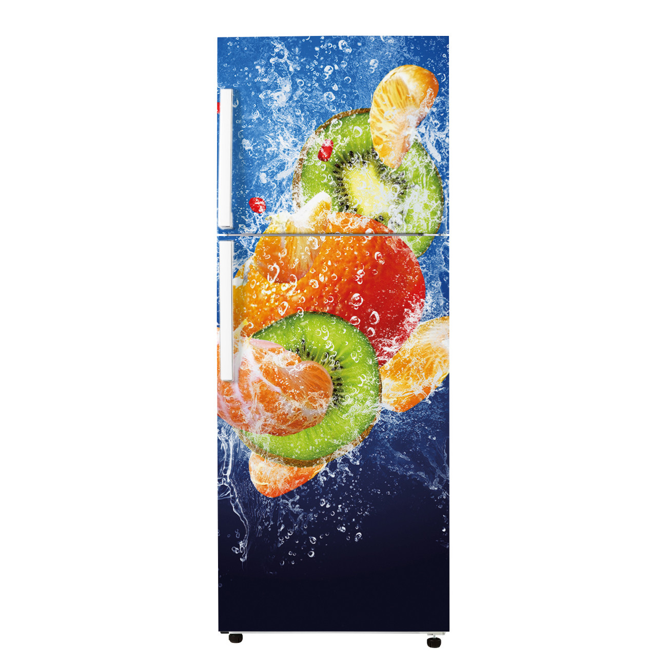 stickers frigo fruits 4 des prix 50 moins cher qu 39 en magasin. Black Bedroom Furniture Sets. Home Design Ideas