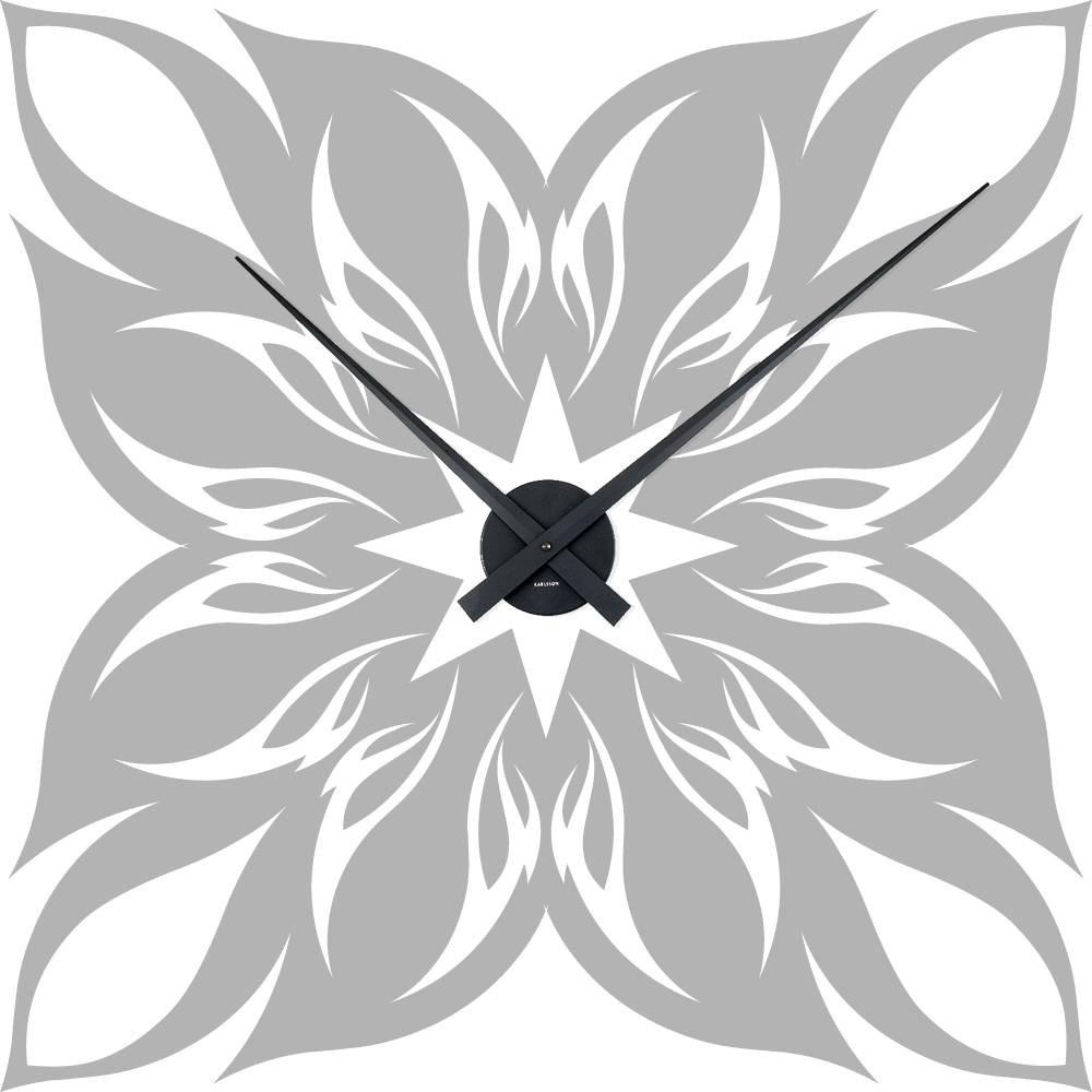 stickers horloge design des prix 50 moins cher qu 39 en magasin. Black Bedroom Furniture Sets. Home Design Ideas