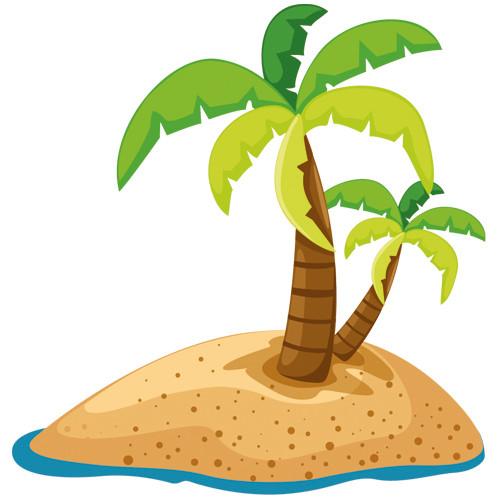 Stickers palmiers des prix 50 moins cher qu 39 en magasin - Palmier clipart ...