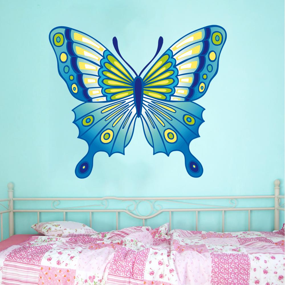 Stickers Papillon  Des prix 50% moins cher quen magasin