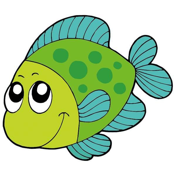 Stickers poisson des prix 50 moins cher qu 39 en magasin - Poisson dessin couleur ...