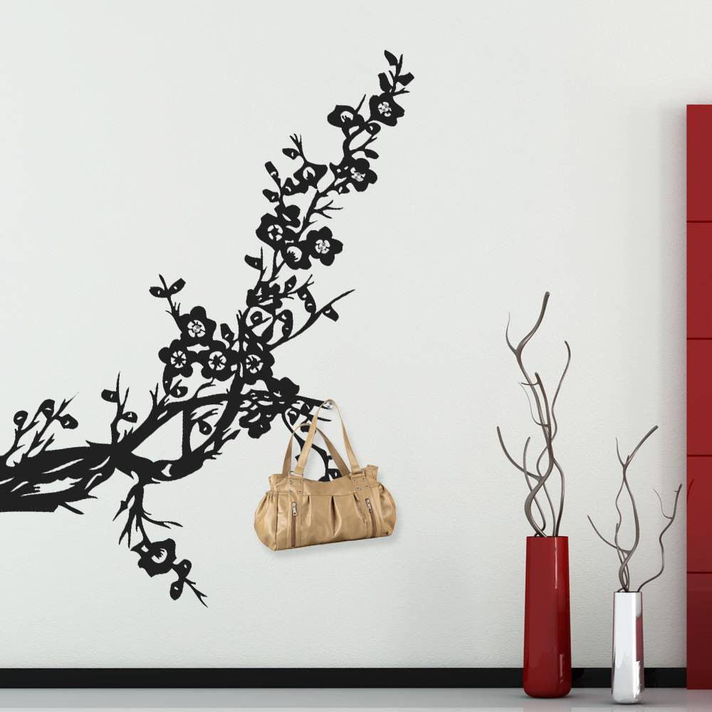 stickers porte manteau arbre des prix 50 moins cher qu. Black Bedroom Furniture Sets. Home Design Ideas
