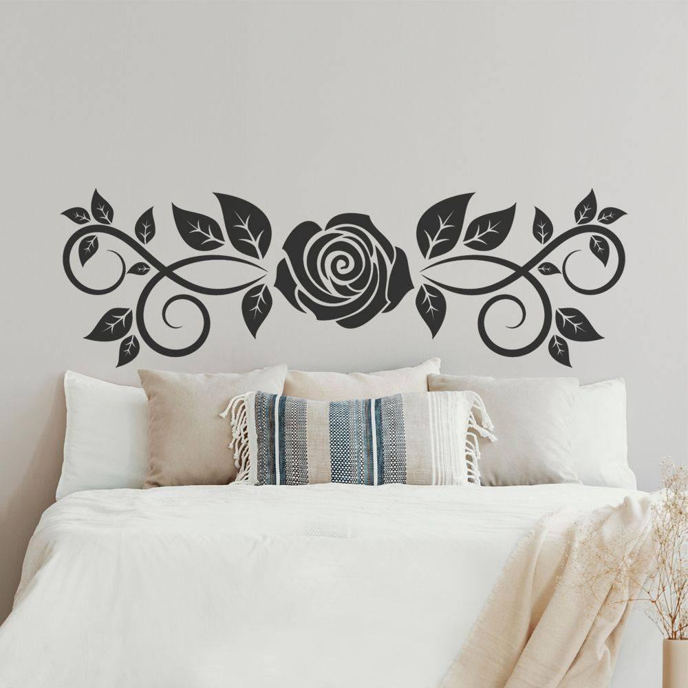 Stickers tte de lit des prix 50 moins cher qu 39 en magasin for Stickers muraux