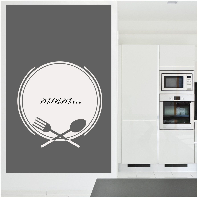 stickers velleda cuisine couverts des prix 50 moins. Black Bedroom Furniture Sets. Home Design Ideas
