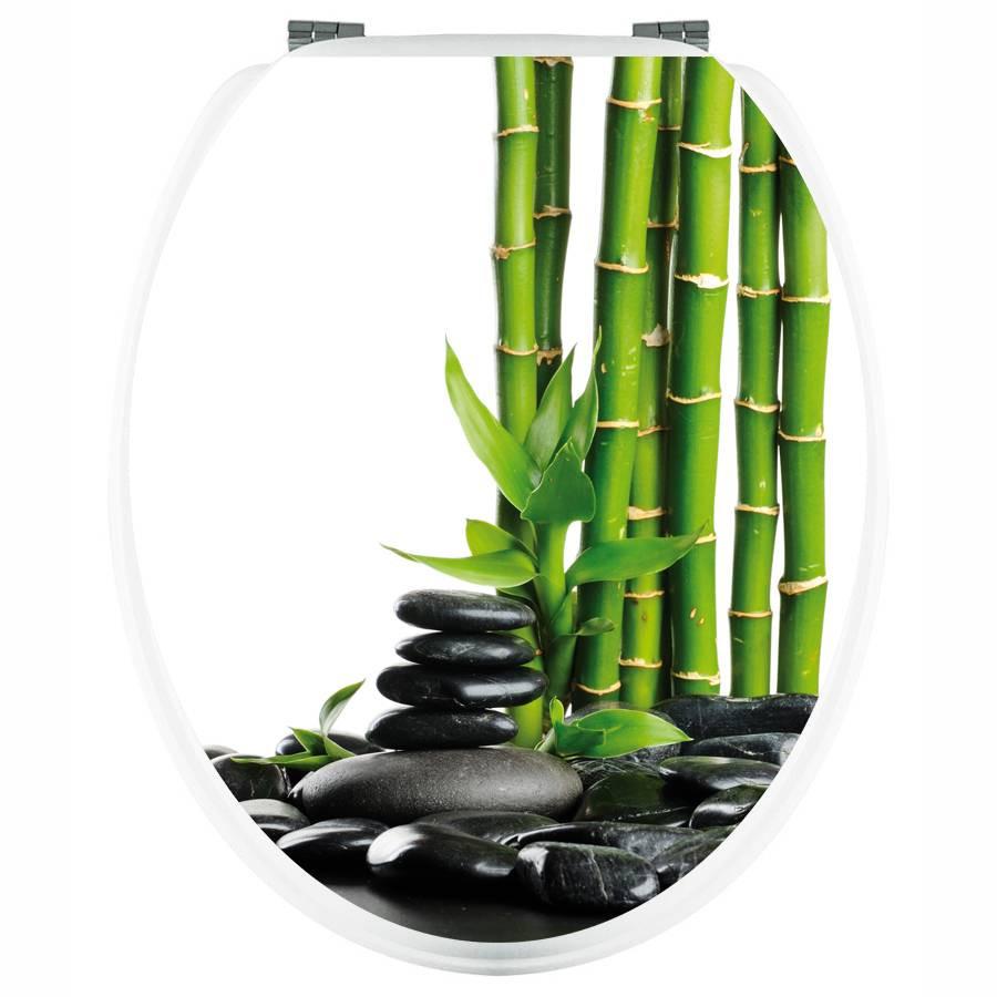 stickers wc bambou des prix 50 moins cher qu 39 en magasin. Black Bedroom Furniture Sets. Home Design Ideas