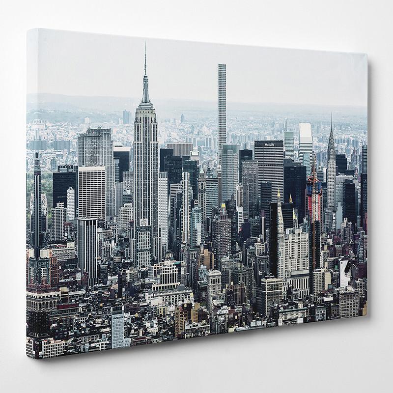 tableau toile new york 35 des prix 50 moins cher qu 39 en magasin. Black Bedroom Furniture Sets. Home Design Ideas